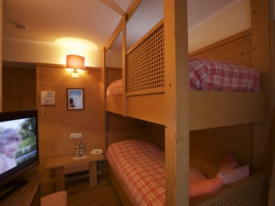 The bunk beds - I letti a castello