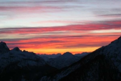 Sunset from Mt.Lussari 015